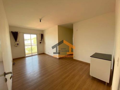 Apartamento À Venda, 58 M² Por R$ 234.000,00 - Loteamento Santo Antônio - Itatiba/sp - Ap0381
