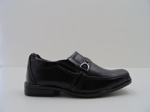 Sapato Bristol Social Infantil Fivela 12017