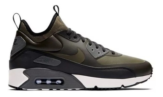 Zapatillas Nike Air Max 90 Ultra Mid Wint Talle 14 Us 47 Arg