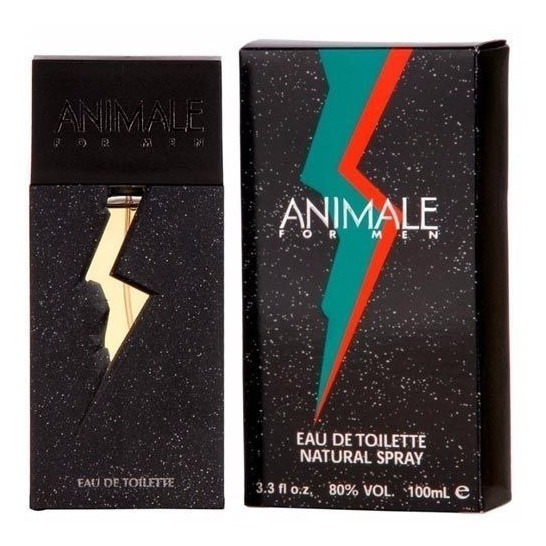 Animale For Men 100ml Masculino | Original Lacrado + Amostra