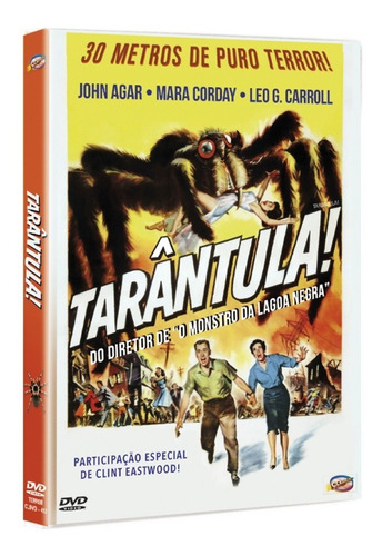 Dvd Tarantula - Classicline - Bonellihq M20