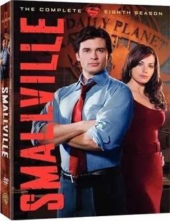 Smallville Octava Temporada Completa 6 Dvd Nuevo Cerrada