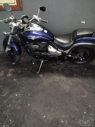 Suzuki Boulevard 2005 800cc Patentada 2018