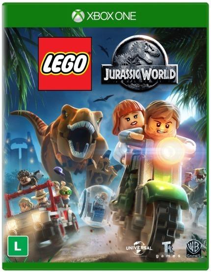 Jogo Lego Jurassic World Xbox One Original