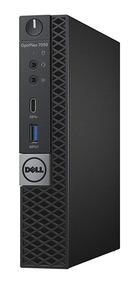 Optiplex 3060m 8ª Ger Core I5 8gb Hd Ssd M.2 256gb