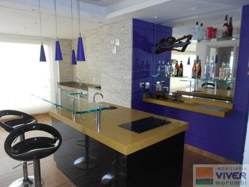 Imagem 1 de 14 de Rua Nobre Andar Alto - Nm3058