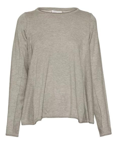Sweater Ash Gris. Oklan 2019.
