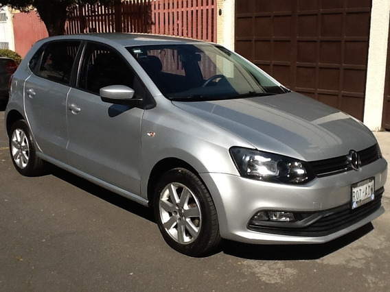 Volkswagen Polo 2015 1.6 Mt