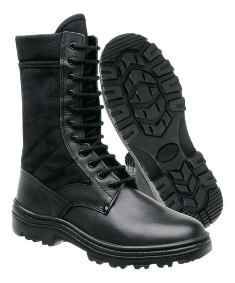 Bota Masculina Sapato Coturno Com Sola Antiderrapante Ksw.