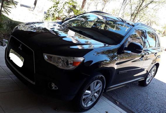 Mitsubishi Asx 2012 4x4 2.0 Awd Cvt 5p