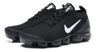 Nike Air Vapormax Negras Con Blancas Deportes y Fitness en