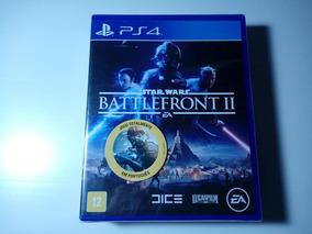 Star Wars Battlefront Ii 2 Ps4 Mídia Física 100% Português