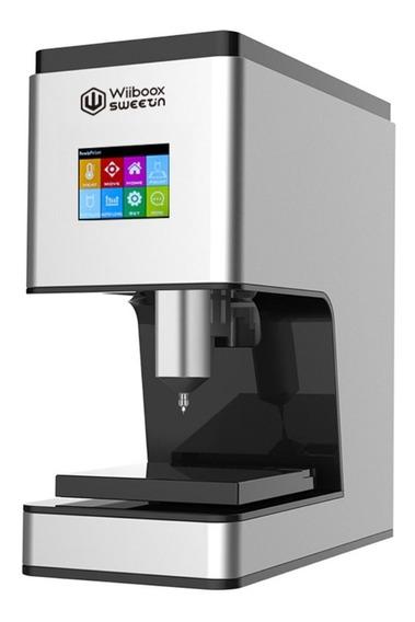 Impressora 3d Para Alimentos Sweetin - Wiiboox