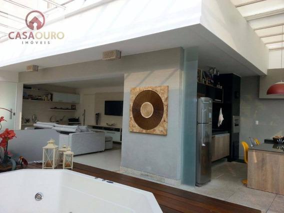 Cobertura Residencial À Venda, Vila Da Serra, Nova Lima. - Co0103