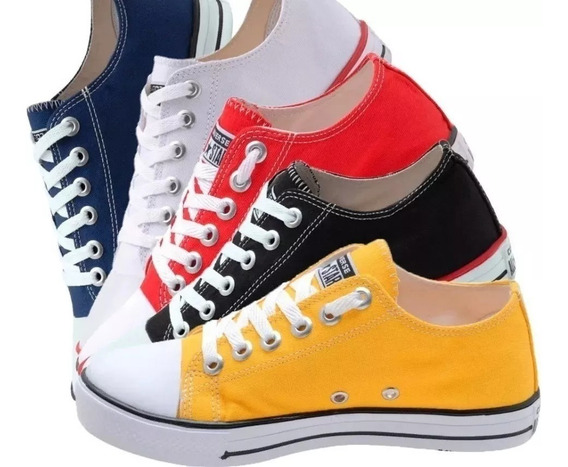 Tenis Unissex Allstar Conver All-star Varias Cores.