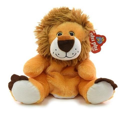 Imagen 1 de 5 de Títere De Mano Animales Varios Con Patas 22 Cm Phi Phi Toys