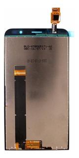 Frontal Asus Zenfone Go Live Dtv Zb551kl X013d Preto