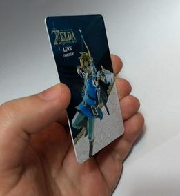 Amiibo Zelda Breath Of The Wild Kit 22 Cards Pronta Entrega