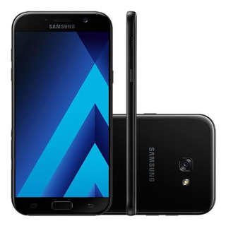 Samsung Galaxy A5 2017 A520 Tela 5.2 4g 32gb 16mp Vitrine