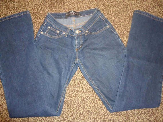 Calça Jeans Flare Planet Girls Tamanho 36