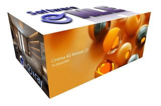 Cinema 4d R20 Studio + Vray 3.7 Dual Mac Os & Win Español