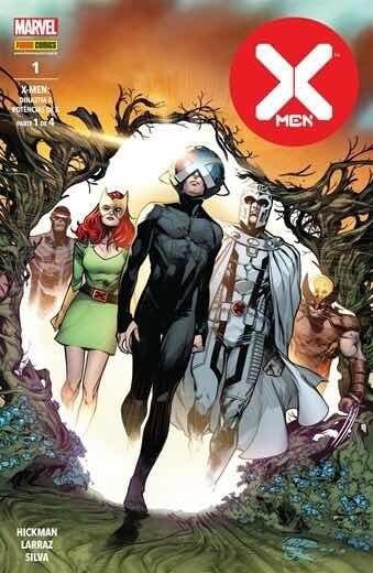 X-men Dinastia X Potência X Ed. 01