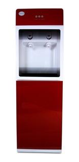 Despachador De Agua Fria Y Caliente Big And Great Color Rojo