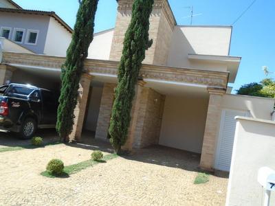 Casa Residencial Para Locação, Terras De Piracicaba, Piracicaba. - Ca2549