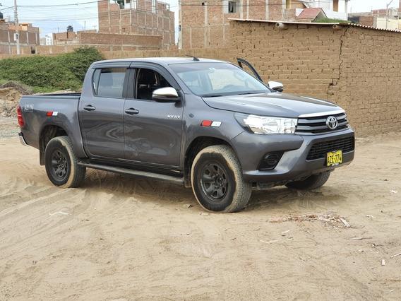 Toyota Hilux 4x2 Sr 2018