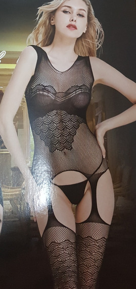 Li- Catsuit Baby Doll Body Super Hot T: U Adaptable S- L