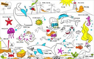 Ostras De Mar Para Pintar Juegos Y Juguetes En Mercado