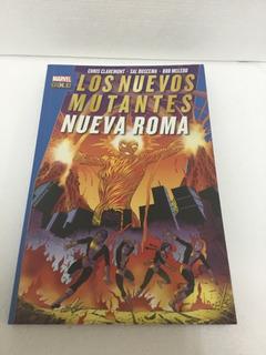 Marvel Gold Los Nuevos Mutantes Nueva Roma Editorial Panini