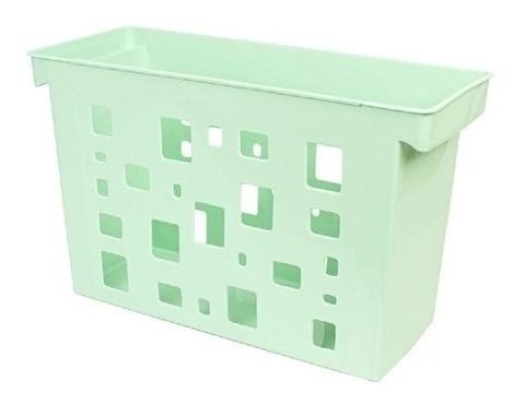 Caixa Arquivo Dellocolor Verde