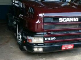 Scania Millenium 124 420 6x2
