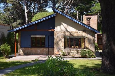 Alquiler Casa En Villa Gesell Para 6 Personas $ 400