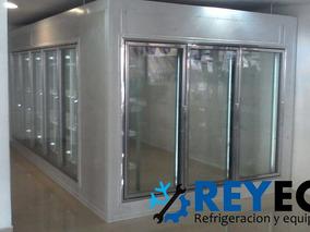 Camaras De Refrigeración, Proyecto Rafaga Y Pre Enfrió
