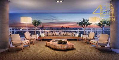 Design Arte Jardins: O Lugar Onde Todos Gostam De Estar Pronto Para Morar-rua Batataes,586-407m -4 Suites-5 Vagas - Ap1195