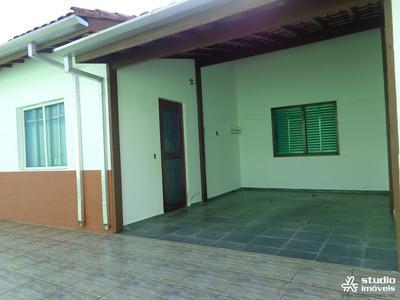 Casa Com 1 Dormitório Em Condomínio Fechado - Vaga Coberta - 1757 - 34107234