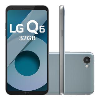 Smartphone Lg Q6 Platinum 32 Gb