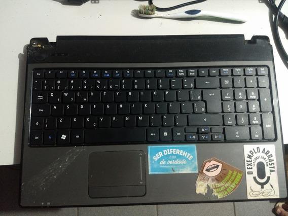 Placa Notebook Acer Aspire 5741-6859 - 4gb Ddr3 Hd 250gb
