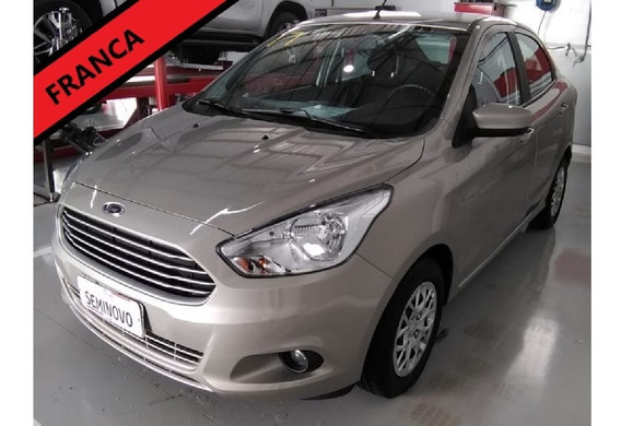 Ford Ka+ 1.5 Se 16v Flex 4p Manual