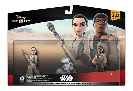 Disney Infinity 3.0 Play Set The Force Awakens - Star Wars