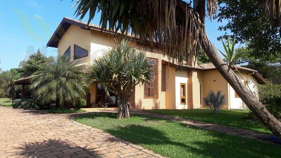 Casa Para Venda, 5 Dormitórios, Vale Dos Lagos - Tatuí - 98481