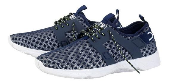Zapatilla Shoe Hey Dude Mistral Navy