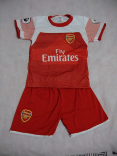 Uniforme Infantil Torreira Arsenal