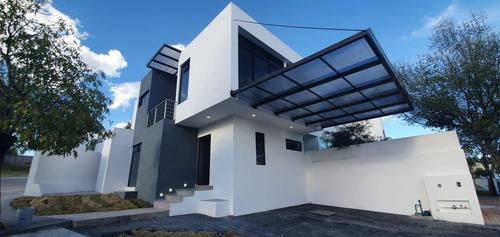 Casa Nueva De 3 Recamaras En Real De Juriquilla