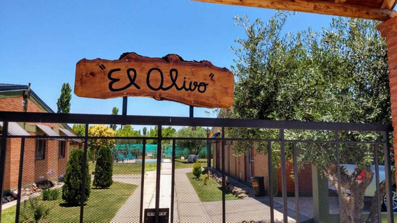 Vacaciones 2020 Cabañas El Olivo En San Rafael Mendoza