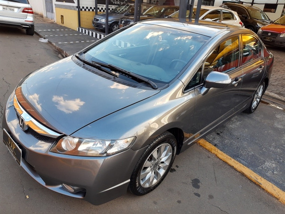 Honda Civic 1.8 Lxl Se Couro Flex Aut. 4p 2011