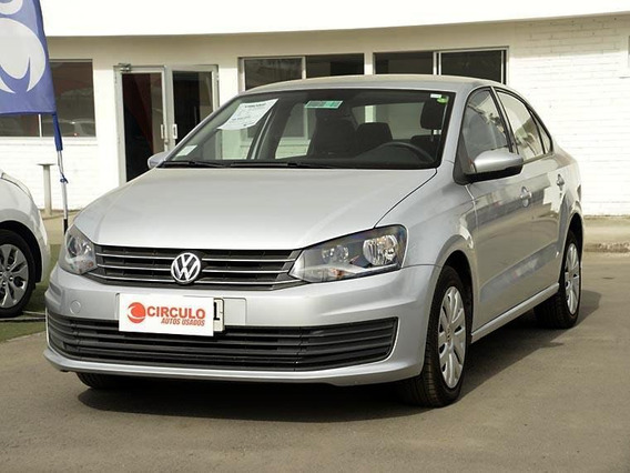 Volkswagen Polo Polo Trendline 1.6 2016