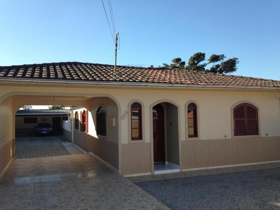 Casa 3 Dormitórios Com Súite - Aririu Da Formiga - Ca1723
